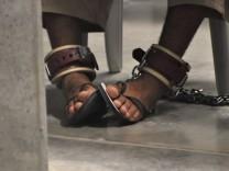 Guantanamo Gefangene Aufnahme Häftlinge Deutschland aFP
