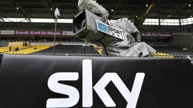 Fernsehsender 'Sky'