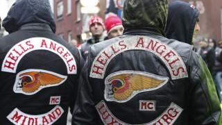 Beginn Plaedoyers im Prozess gegen zwei 'Hells Angels'-Mitglieder