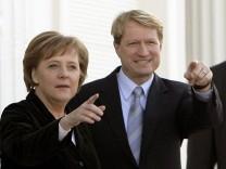 Merkel-Sprecher Wilhelm als BR-Intendant?