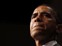 Kann ein Verbot gegen Ölbohrungen auf hoher See nicht durchsetzen: US-Präsident Barack Obama