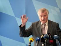 Bayerisches Kabinett tagt in Bad Kissingen - Pk