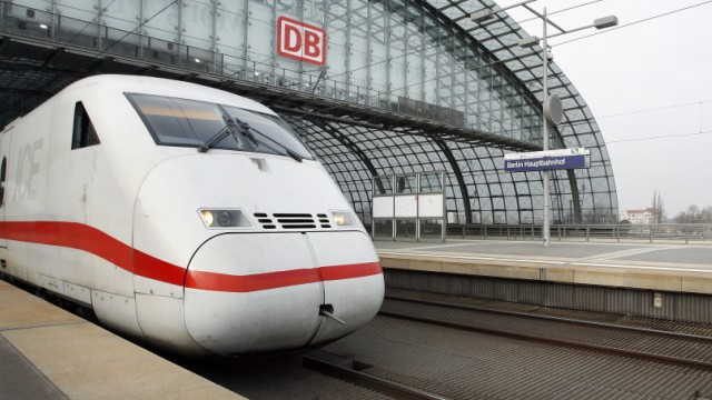 Bahn Hitzeschock im ICE