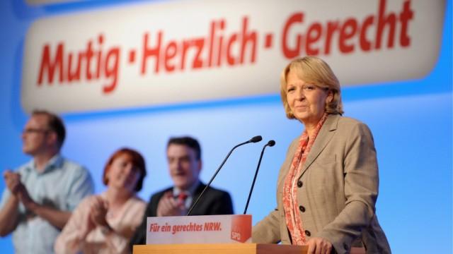 Ausserordentlicher Landesparteitag der NRW-SPD