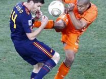 WM 2010 - Niederlande - Spanien