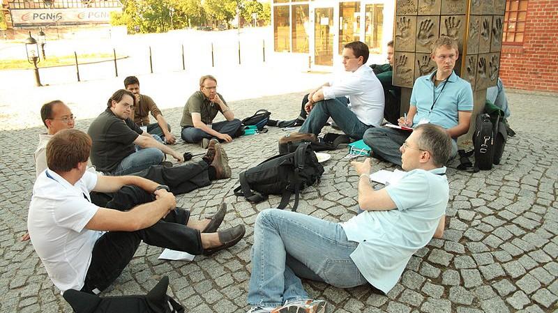 Wikimania 2010 Danzig
