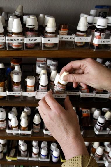 Homöopathie ist ein lukratives Geschäft.