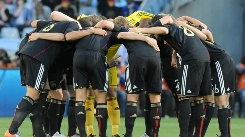 WM 2010 - Argentinien - Deutschland