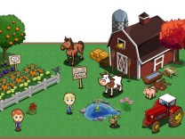 Farmville Zynga Social Games