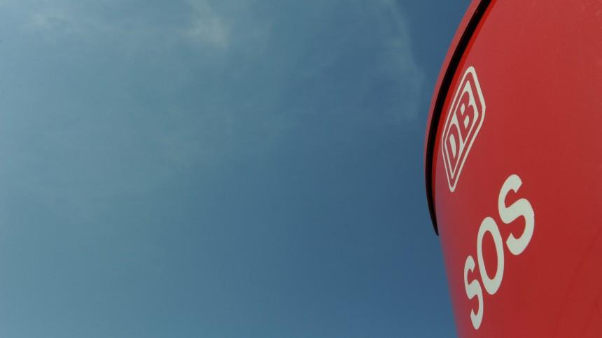 Deutsche Bahn Hitze Kollaps