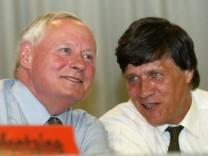 SPD-Politiker Maurer tritt zur WASG ueber