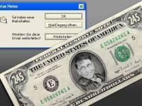 Biga Top 10 Internet-Scherze Bill Gates Email