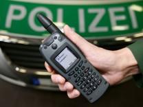 Digitalfunk für Polizei und Rettungsdienste getestet