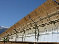 Konzerne planen riesige Solarkraftwerke in Afrika