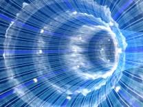 Datentunnel Symbolbild Datenspeicherung