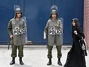 Britische Botschaft in Teheran, AP