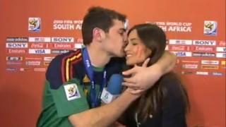 VIP-Klick VIP-Klick: Iker Casillas und Sara Carbonero