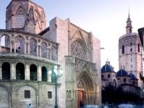 Kathedrale Valencia Spanien