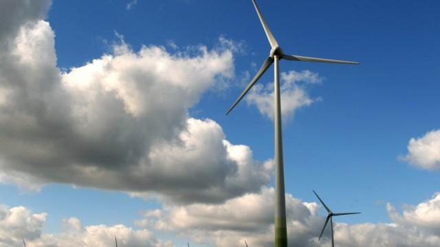 Windkraft, dpa