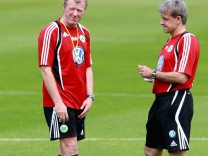 Trainingsauftakt VfL Wolfsburg