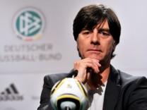 WM 2010 - Deutschland PK