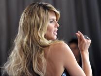 Heidi Klum moderiert MTV Awards Frankfurt 2012