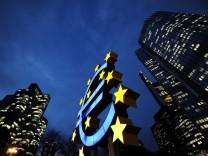 Europäische Zentralbank EZB Banken, Bundestag