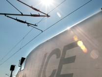 Ausfall der Klimaanlagen in ICE-Zügen