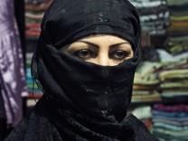 Streit um Schleier auch in Syrien