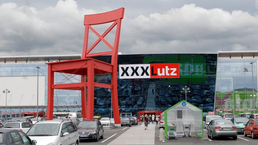 Möbelhauskette Xxxlutz Extragroßer ärger Wirtschaft Süddeutschede
