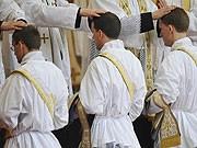 Katholische Kirche, Missbrauch, Glück; ddp