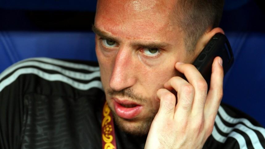 Sex-Affäre: Ribéry erneut vernommen