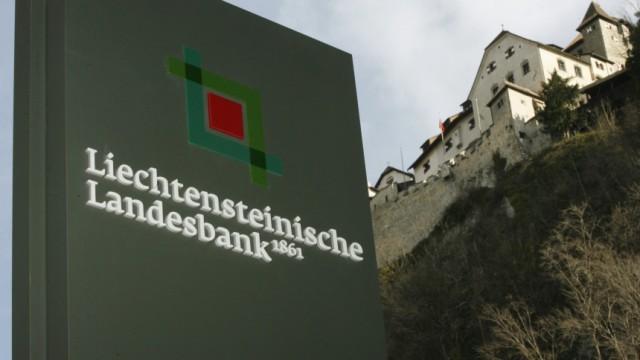 Steuerhinterziehung Geldversteck Liechtenstein