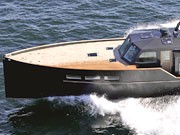 Motoryacht Pinasse