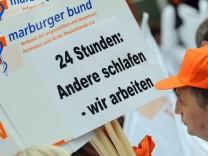 Ärzte in Niedersachsen streiken weiter