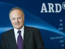 Pressekonferenz zur Hauptversammlung der ARD-Intendanten