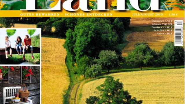 Landlust und Mitbewerber