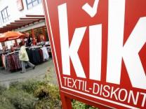 Gewerkschaft plant Anzeige gegen Textildiscounter Kik