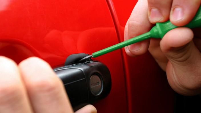 Kfz-Versicherung Auto Diebstahl Typklasse