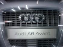 Weltpremiere Audi A6 Avant