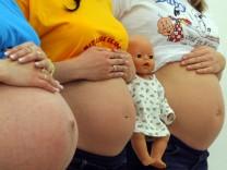Laut von der Leyen wieder mehr Geburten in Deutschland