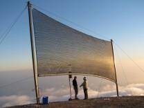 Nebelkollektor in Chile