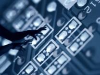 Hacker Hacker-Angriff