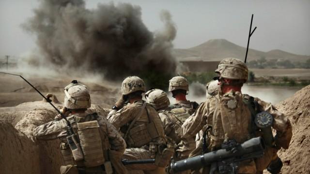 Afghanistan Enthüllung von Wikileaks
