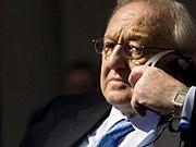 Waffenlobbyist Karlheinz Schreiber: Die Auslieferung rückt näher, AFP