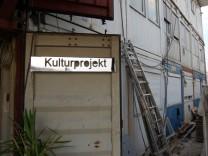 Proberaum Scurious München Allach Kulturprojekt