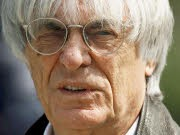 Formel-1-Chef Bernie Ecclestone