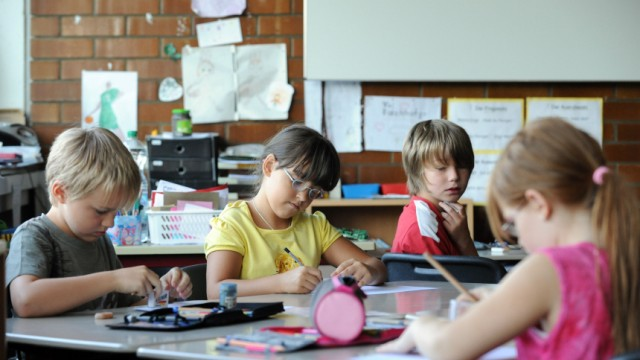 Schule in Remshalden