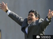 Maradona; Videoflag