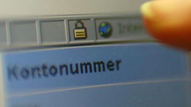 Betrueger verursachen beim Online-Banking hohe Schaeden